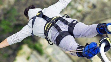 Bungy Jumping