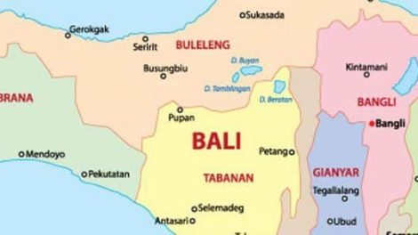 Bali visitor information facts currency weather top 10 things bali maps gumiabroncs Images