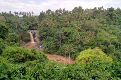 Tegenungan water fall 00008