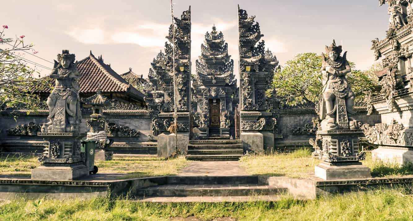 Klungkung Temple 03