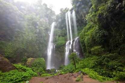 Sekumpul Waterfalls 03