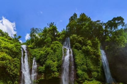 Sekumpul Waterfalls 05