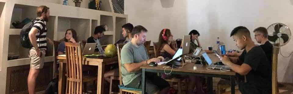5 Best Coworking Spots In Bali For Digital Nomads