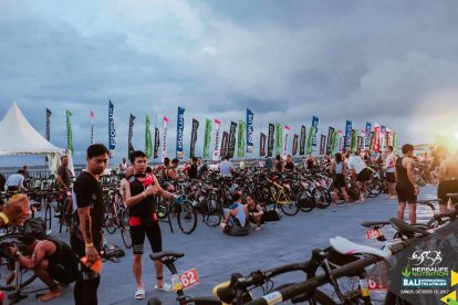 Bali International Triathlon 2