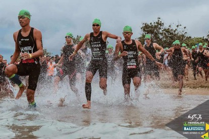 Bali International Triathlon 3